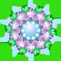symbol purpel